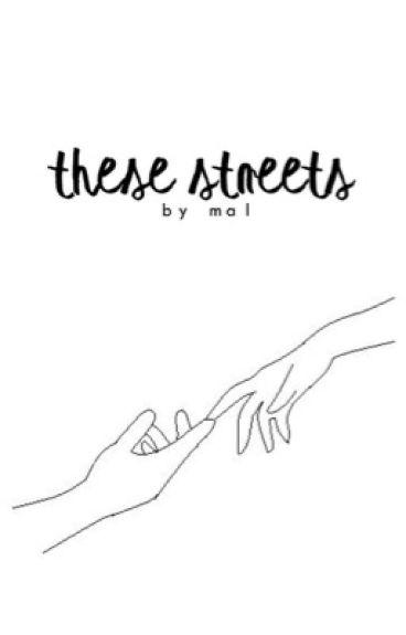THESE STREETS // SEBASTIAN STAN