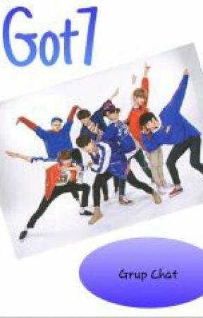 Got7 Grup Chat by _agnsptr