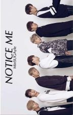 NOTICE ME | Min Yoongi by MinSUGAyle