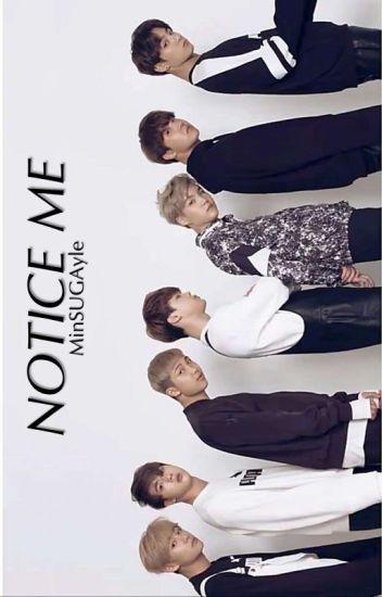 NOTICE ME | Min Yoongi