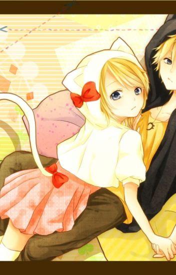 Kagamine Rin Len: Này,tôi là chủ nhân mới của em đấy~