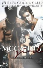 McCann's Girl ≫ jason mccann  by -ariwrites