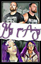 Mas que Amigos  || Dean ambrose y Sasha Banks || by DeanAmbroseBoy