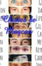 Chistes De Magcon by -messixhazard-