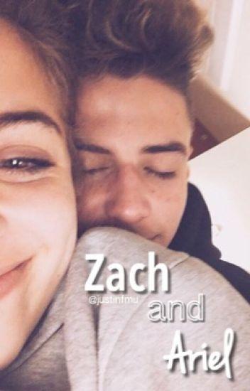 Zach and Ariel
