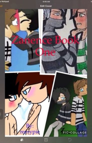 zanence (zane x laurence)  (completed)