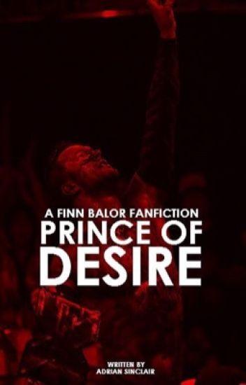 Prince of Desire{Finn Bálor}