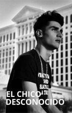 El Chico Desconocido ➳Alan Navarro by PimentelxCanela