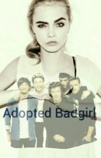 Adoted Badgirl!!! [1D-FF] by _batgirl_for_life_