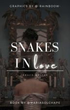 Snakes in love (Draco Malfoy & Tn Parkinson) #Wattys2016 by mariasolchape