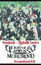 Facebook ~ Diabolik Lovers  by -Luna-Moon-