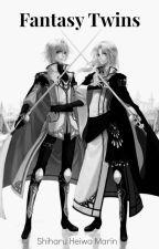 Fantasy Twins by Tokubetsusai