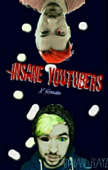 Insane Youtubers X Reader