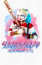 Suicides Squad HQ by SuicidesSquad
