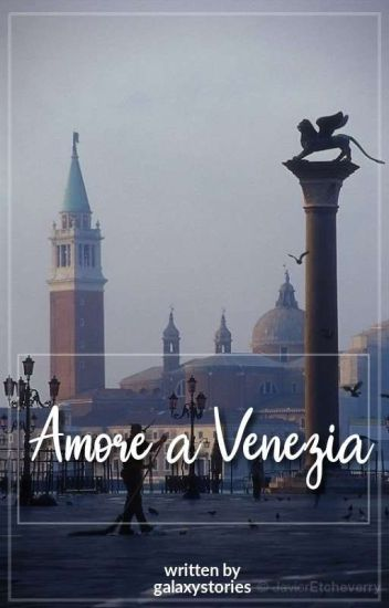 ~Drarry~ Amore A Venezia
