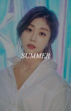 summer ; seventeen lee jihoon by peachypeachy-