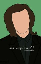 -mr. Styles II by artisticbitch-