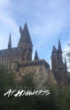 7th year at Hogwarts ▹HP by -Feebs-