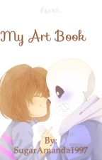 My Art Book  by TheDrizzlyMagician