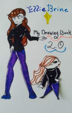 My Drawing Book 2!!! by EllieBurin
