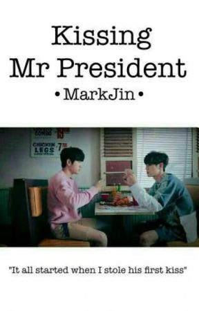 Kissing Mr.President /Marknior/ √ by dyliannesaber