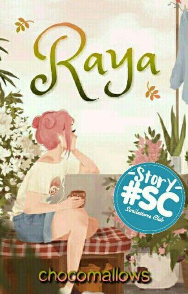 Raya by chocomallows
