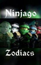 NINJAGO ZODIACS by -Ningyo-Shi-