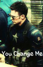 You Change Me- Stony fanfiction [ZAKOŃCZONE] by xxJustMeBitchxx