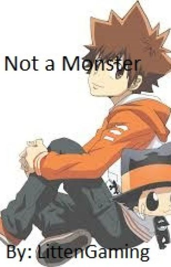 Not A Monster (A Katekyo Hitman Reborn and Rosario + Vampire Crossover Story)