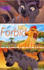 The Forbidden Friendship - Lion Guard by _Jasiri_