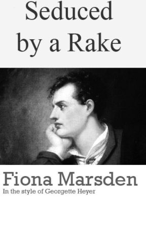 Seduced by a Rake by FionaMarsden