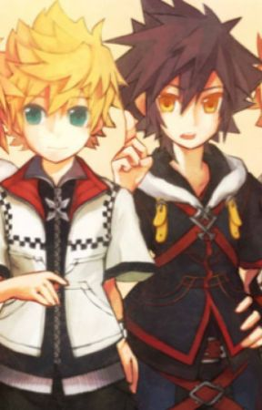 3 Kingdom Hearts and Final Fantasy one-shots and lemons <3 - Roxas x