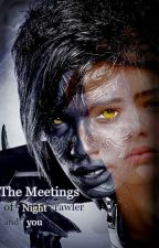 The meetings of Nightcrawler and You by unique-story