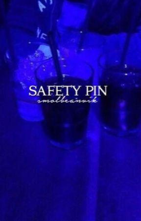 safety pin | behzinga au. by smolbeanvik