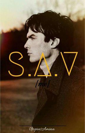 S.A.V [me] by UtopiasAmina