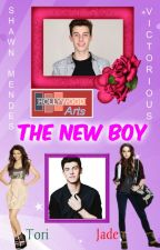 The New Boy (Shawn Mendes + Victorious)  by Sky_Power747