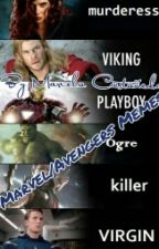 Marvel/Avengers Memes & Gifs by MarielaCasta