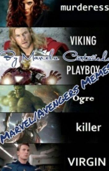 Marvel/Avengers Memes & Gifs