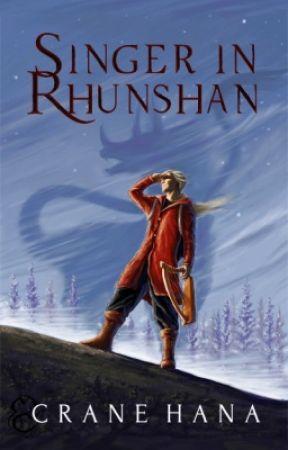 Singer in Rhunshan by CraneHana