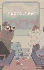 RESTAURANT ☾ YOONMIN。 by KUROOSHIN