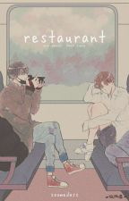 Restaurant ❀ {yoonmin} by heyhxpe