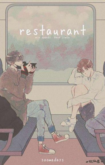 Restaurant ✧ Yoonmin.
