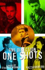 One Direction - Gay -One Shots- CZ xSlow Updatesx by HazzaFuckLoui
