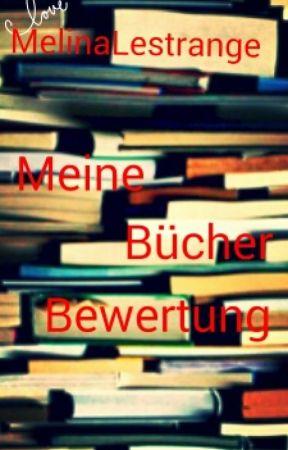 Meine Bücher Bewertung! by AnnaSphie