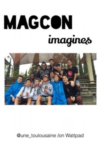 Magcon Imagines [EN PAUSE]