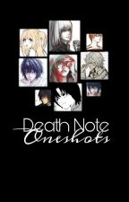Death Note One Shots [HIATUS] by LivingLikeKillers