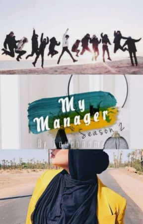 (OG) My Manager S2 || EXO•엑소  by touch_name