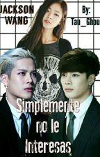 Simplemente No Le Interesas ~2da Temporada  by tau_ghoul