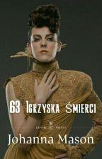 63 Igrzyska Głodowe- Johanna Mason by RealIguska