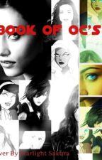 Book Of Oc's by ThePhoenixRose
